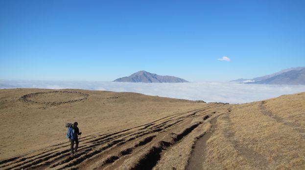 Arrivée sur Tafi del Valle - Introduction aux vallées Calchaquíes