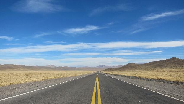 Road trip #1 : recta estilo argentino